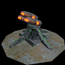 Large Weapon Platform