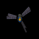 Large Satellite